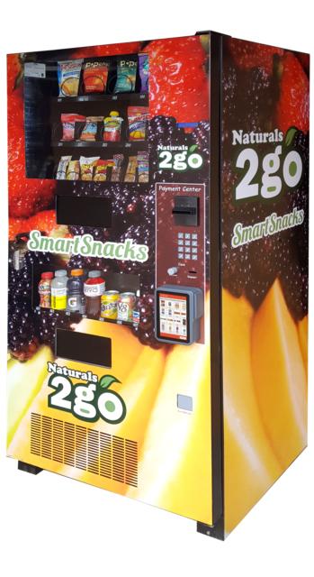 Seaga N2G 4000 Combo Vending